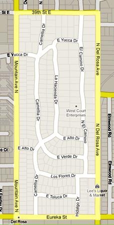 Curbside Pilot Area