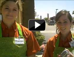 Shannen & Erica from Albertsons in Victorville